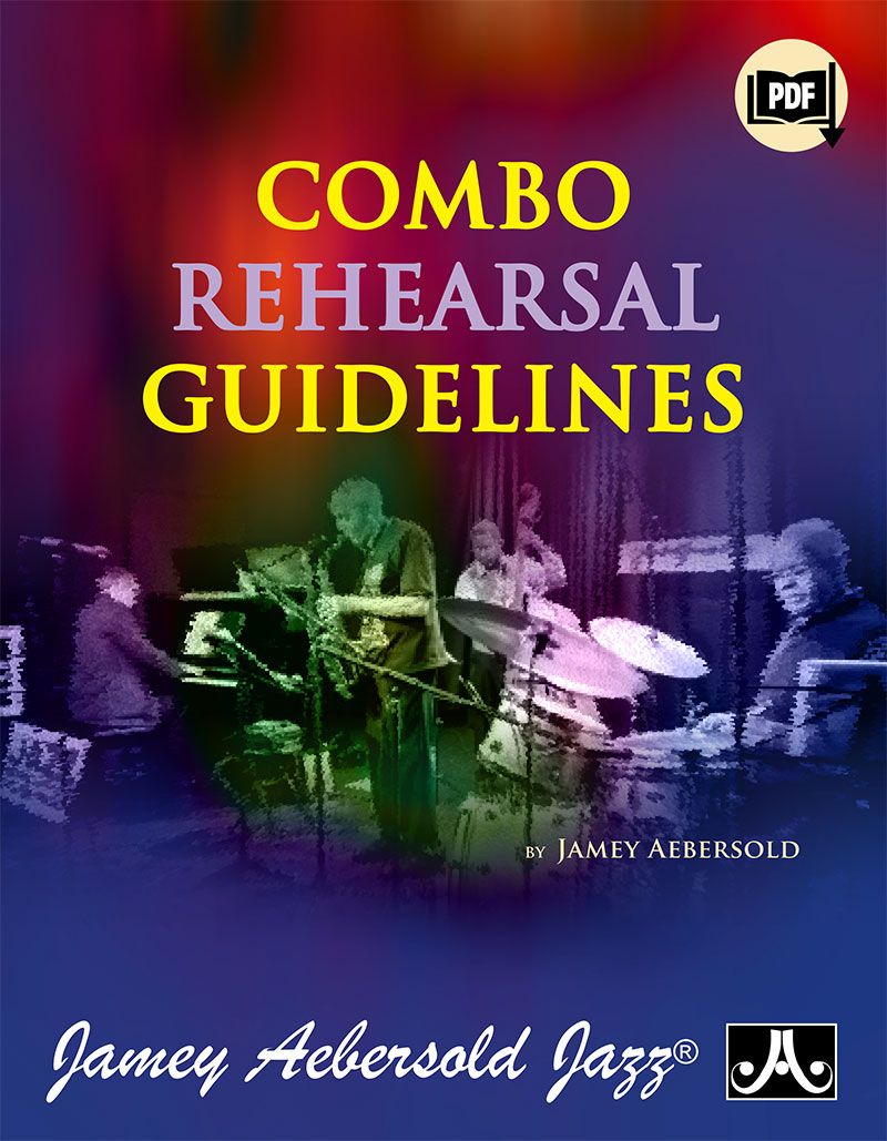 Combo Rehearsal Guidelines