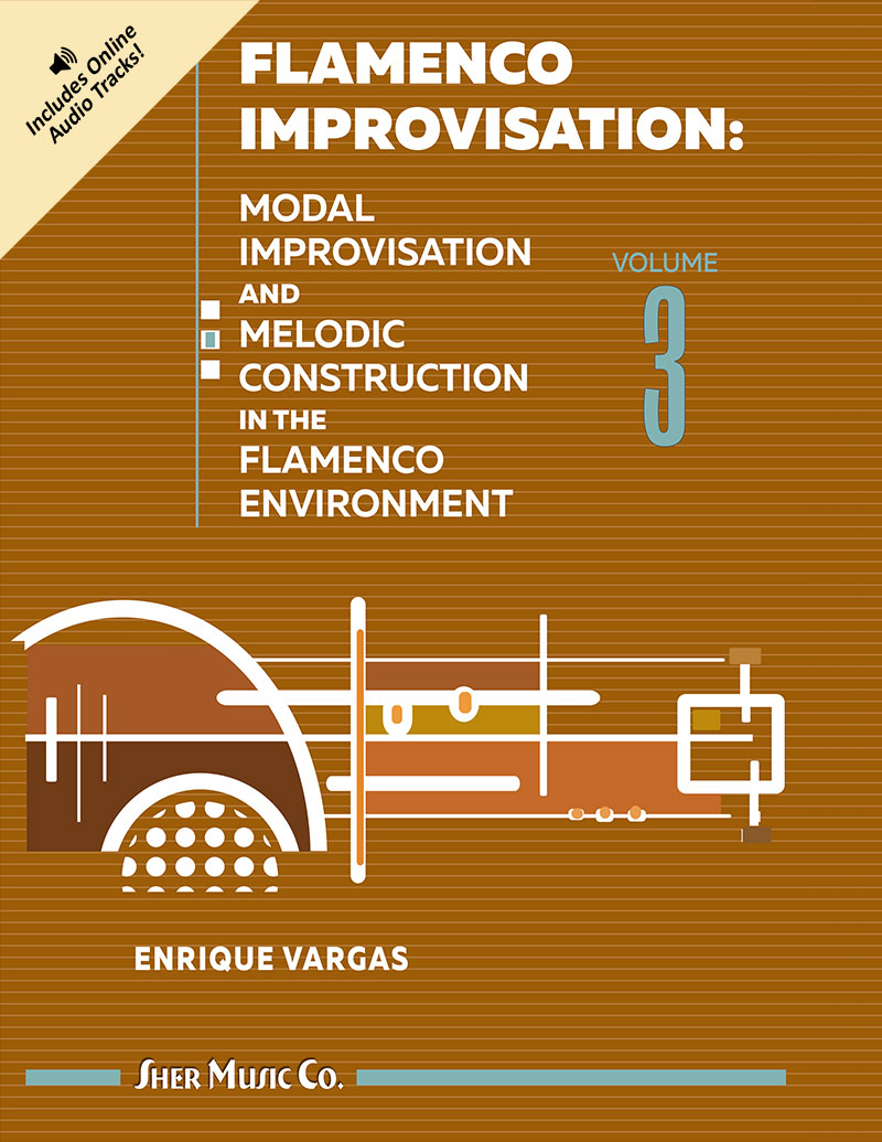 Flamenco Improvisation: Vol. 3
