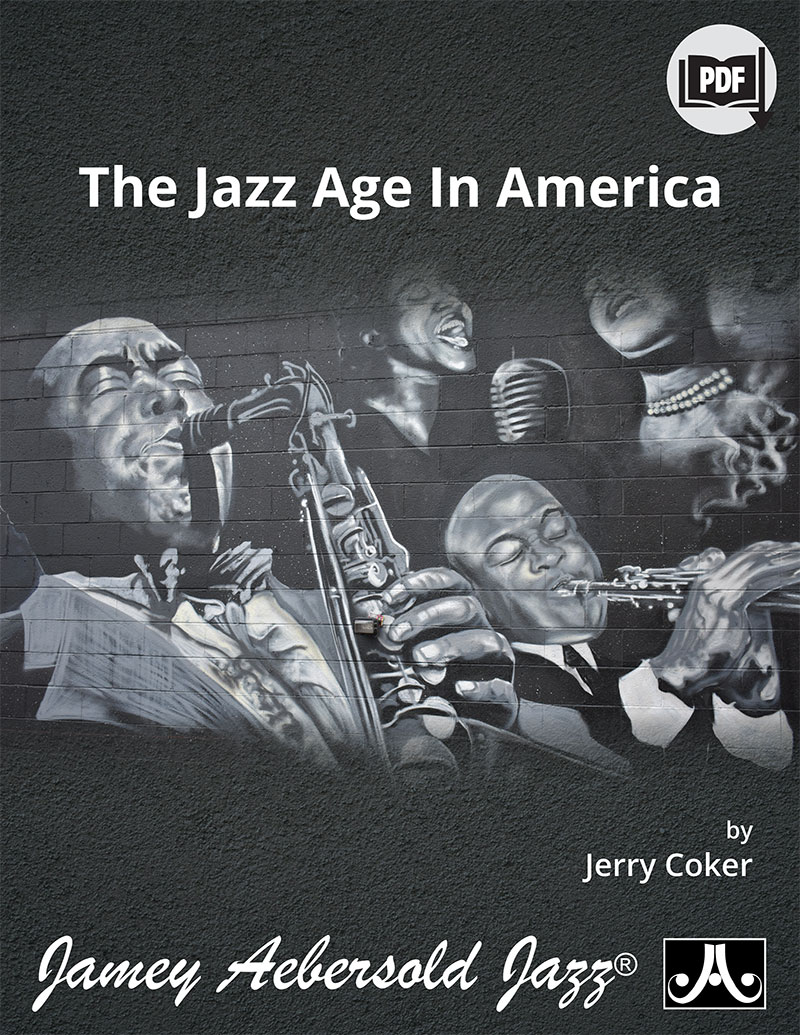 "Jerry Coker's ""The Jazz Age In America"""