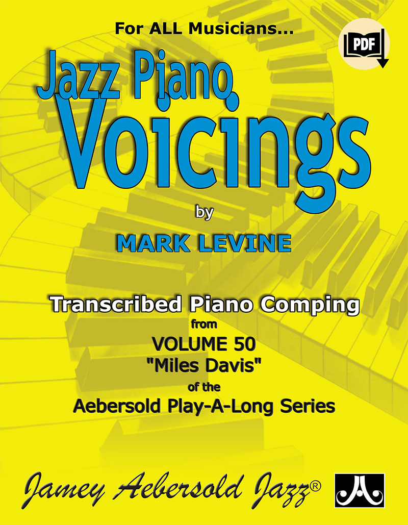 Mark Levine's Piano Comping From The Volume 50 Play-a-Long