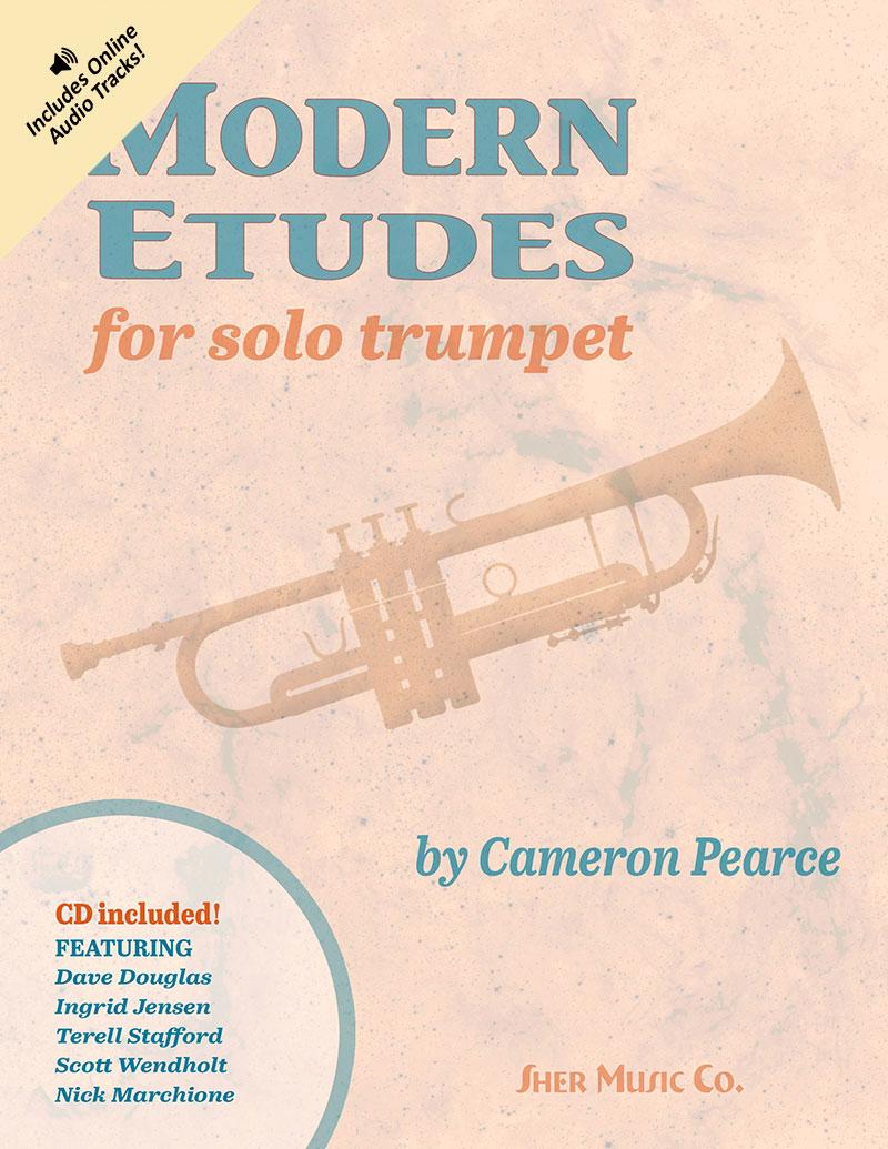 Modern Etudes for Solo Trumpet