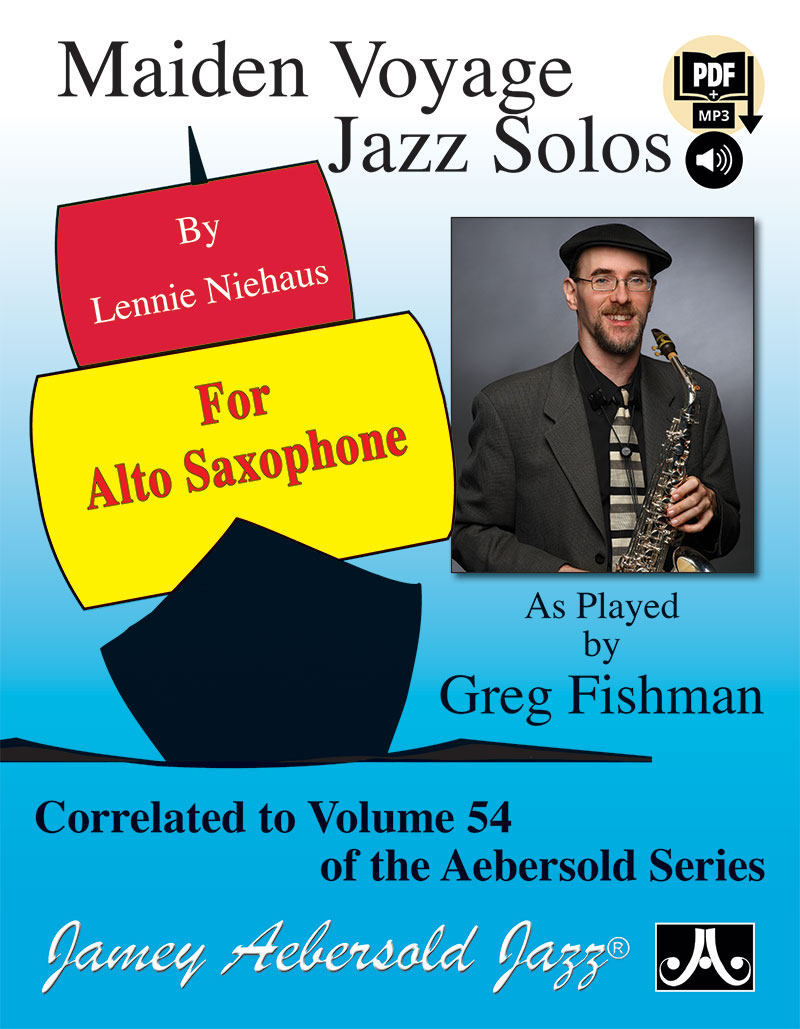 Maiden Voyage Jazz Solos For Alto Sax
