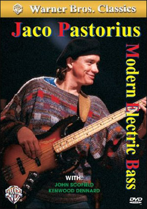 Jaco Pastorius: Modern Electric Bass - DVD