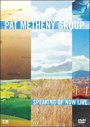 PAT METHENY - SPEAKING OF NOW