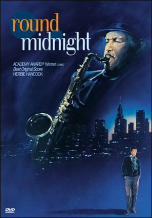 GORDON-ROUND MIDNIGHT DVD