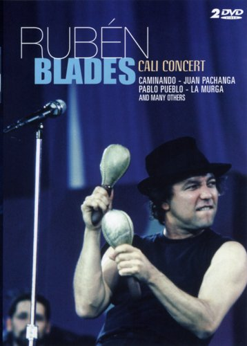 Rubén Blades - Cali Concert - DVD