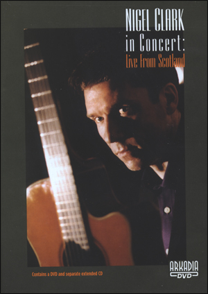 NIGEL CLARK IN CONCERT