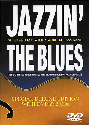 Jazzin' the Blues - DVD