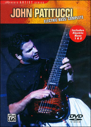 John Patitucci: Electric Bass Complete - DVD