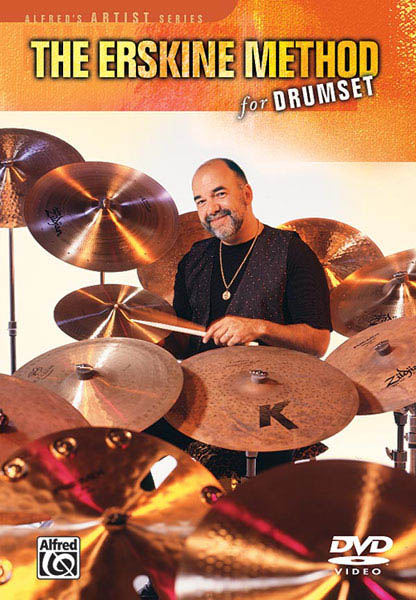 The Erskine Method for Drumset - DVD