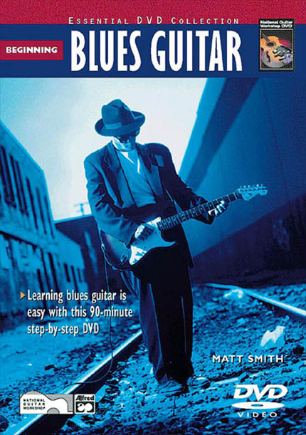 The Complete Blues Guitar Method: Beginning Blues Guitar DVD