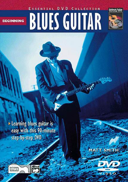 The Complete Blues Guitar Method: Beginning Blues Guitar DVD