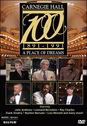 CARNEGIE HALL 100 - DVD