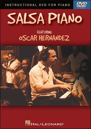 SALSA PIANO Featuring OSCAR HERNANDEZ - DVD