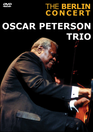 OSCAR PETERSON TRIO - BERLIN