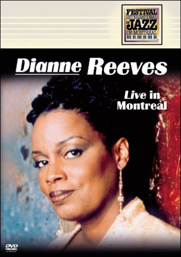 Dianne Reeves - Live in Montreal - DVD