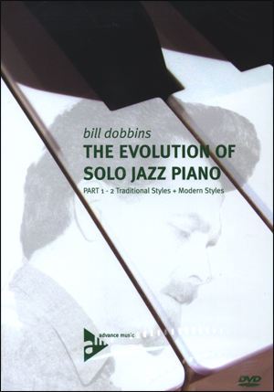 The Evolution of Solo Jazz Piano Parts 1 & 2 - DVD