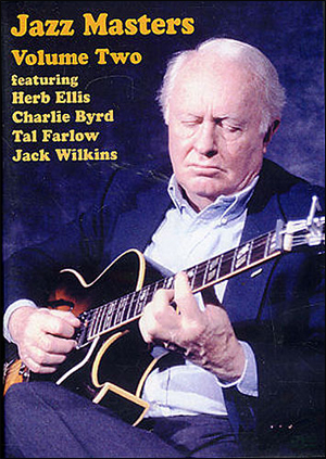 Guitar: Jazz Masters - Vol. 2 - DVD