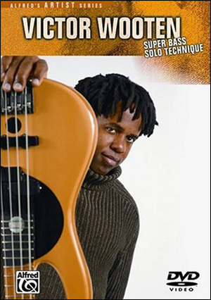 Victor Wooten: Super Bass Solo Technique - DVD