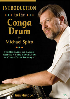 INTRODUCTION TO THE CONGA DRUM - DVD