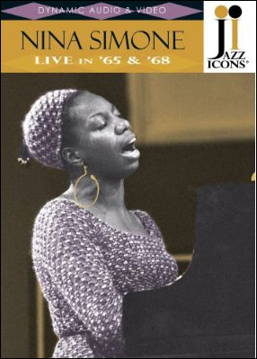 Jazz Icons: Nina Simone – Live in '65 & '68 - DVD