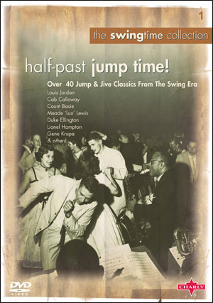 HALF-PAST JUMP TIME! DVD