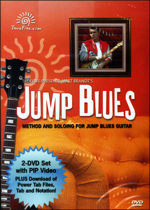 JUMP BLUES - DVD