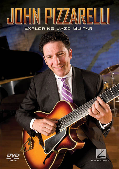 John Pizzarelli – Exploring Jazz Guitar - DVD