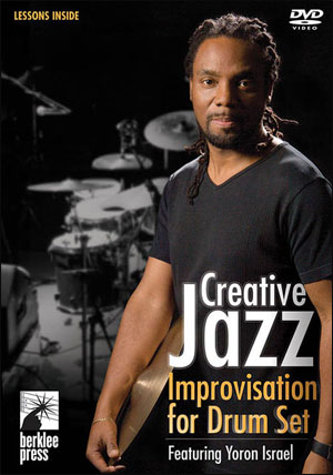 Creative Jazz Improvisation for Drum Set - DVD