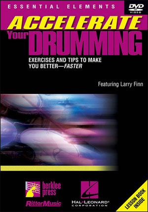 ACCELERATE YOUR DRUMMING - DVD