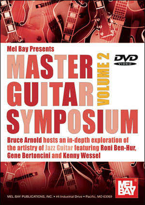 MASTER GUITAR SYMPOSIUM #2 - DVD
