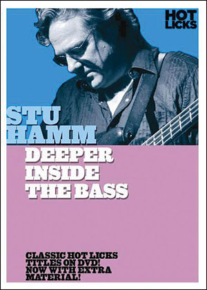 Stu Hamm - Deeper Inside the Bass