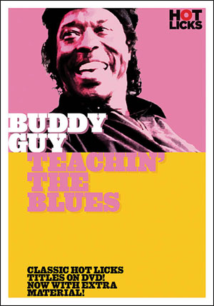 Buddy Guy - Teachin' The Blues - DVD