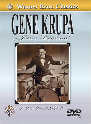 GENE KRUPA JAZZ LEGEND (1909-1973)