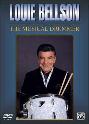 LOUIE BELLSON: THE MUSICAL DRUMMER - DVD