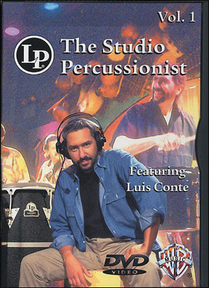"""THE STUDIO PERCUSSIONIST"