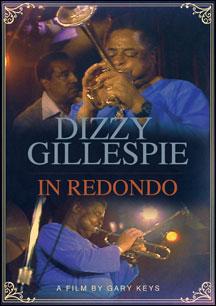 DIZZY GILLESPIE - IN REDONDO - DVD