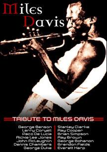 TRIBUTE TO MILES DAVIS - DVD