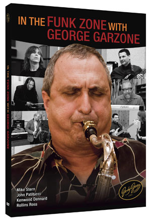 IN THE FUNK ZONE WITH GEORGE GARZONE - DVD