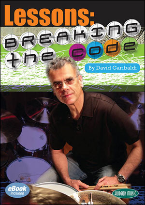 LESSONS: BREAKING THE CODE - DAVID GARIBALDI - DVD