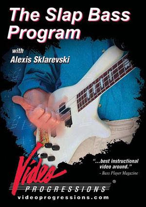 THE SLAP BASS PROGRAM - DVD