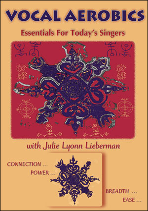VOCAL AEROBICS - ESSENTIALS FOR TODAY'S SINGERS - DVD