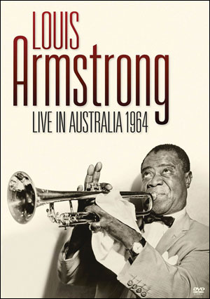 Louis Armstrong Live in Australia 1964 - DVD