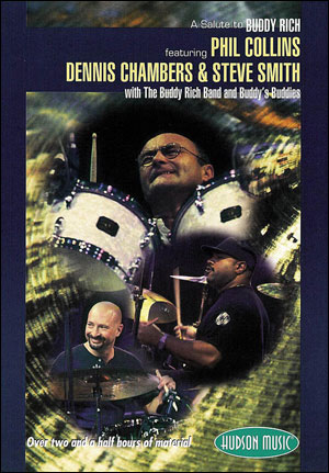 A SALUTE TO BUDDY RICH - DVD