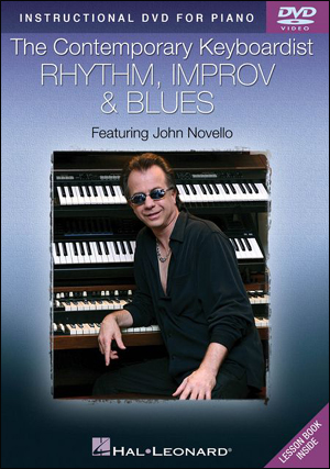 The Contemporary Keyboardist – Rhythm, Improv & Blues - DVD