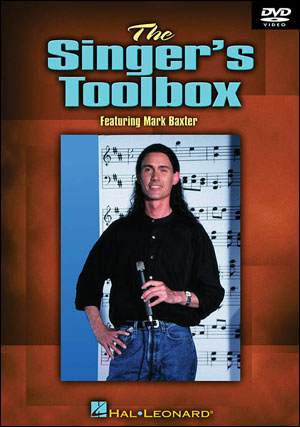 THE SINGER'S TOOLBOX - DVD