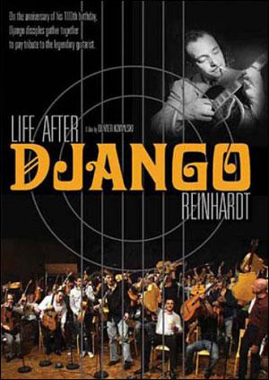 LIFE AFTER DJANGO REINDHARDT - DVD