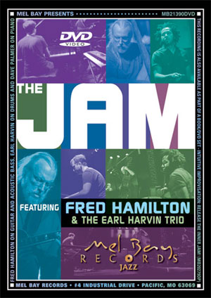 THE JAM - FRED HAMILTON - DVD