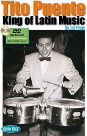 TITO PUENTE - KING OF LATIN MUSIC - DVD