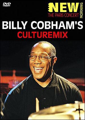 BILLY COBHAM'S CULTUREMIX - DVD